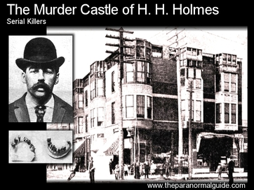 HH Holmes and Murder Castle